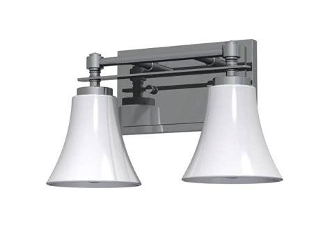 Dvi Lighting Fixtures Dvi Lighting Dvp8322ch Op Chrome With Opal Glass Richmond Two Light Bathroom Fixture