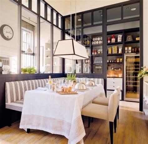 cocina por dos cocina y comedor dos espacios en uno