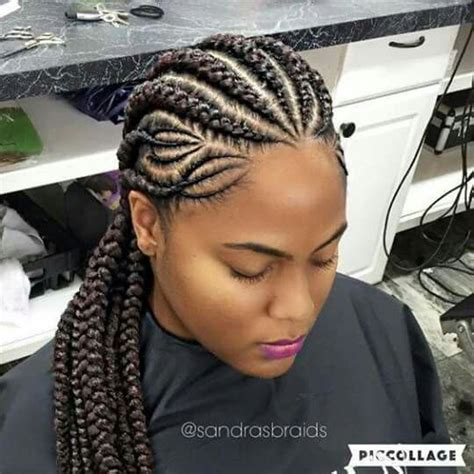 thick carrot hairstyles the 25 best big cornrows ideas on pinterest natural