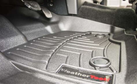 weathertech floorliner digitalfit floor mats review