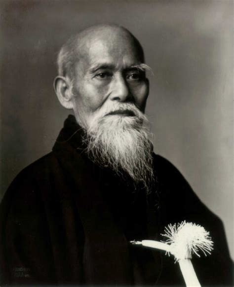 O Jpg Founder Of Aikido O Sensei Newport Aikido