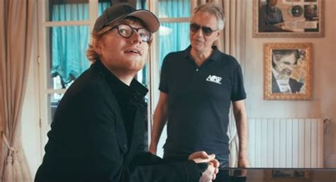 ed sheeran perfect italian ed sheeran releases perfect symphony featuring andrea