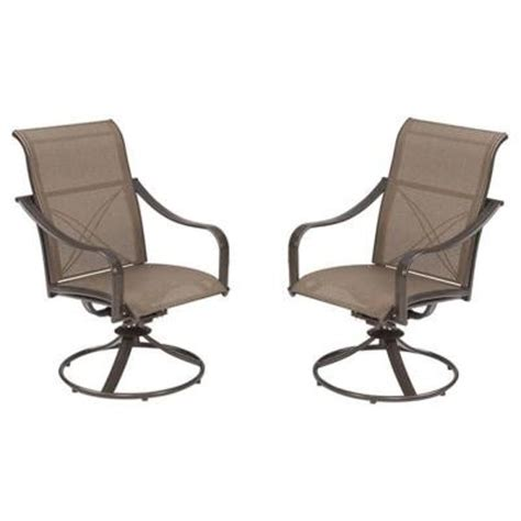Swivel Patio Chairs Sale Martha Stewart Living Grand Bank Swivel Patio Dining Chairs 2 Pack For Sale In Dayton Ohio