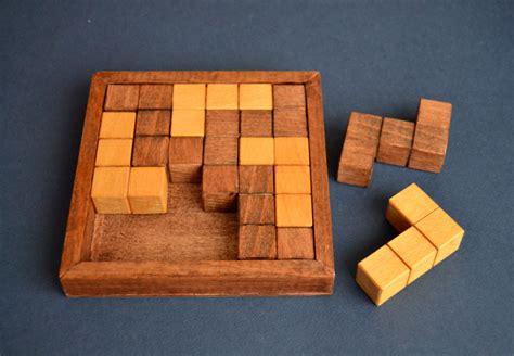 cube diy puzzles