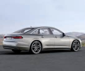 When Will The Audi A6 Be Redesigned 2018 Audi A6 Release Date Price Specs Redesign