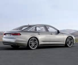 Audi A6 Redesign 2018 Audi A6 Release Date Price Specs Redesign