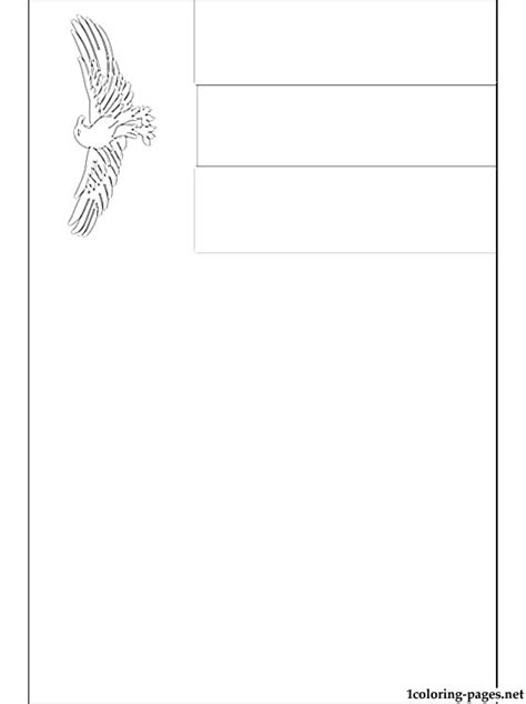 Zambia Flag Coloring Page Coloring Pages Zambia Flag Coloring Page