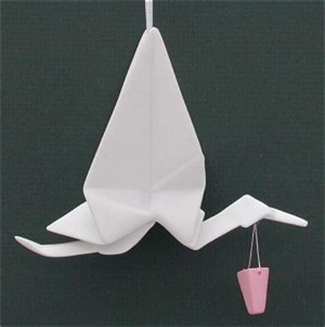 Origami Stork - origami