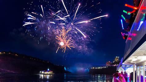 niagara falls boat tour times niagara falls fireworks cruise tickets schedule