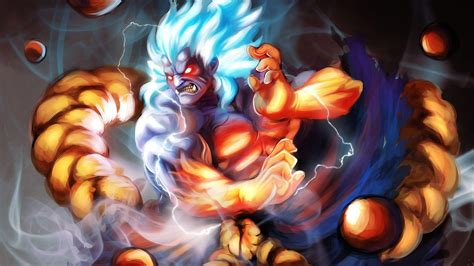 oni ultra street fighter hd wallpapers wallpaper cave