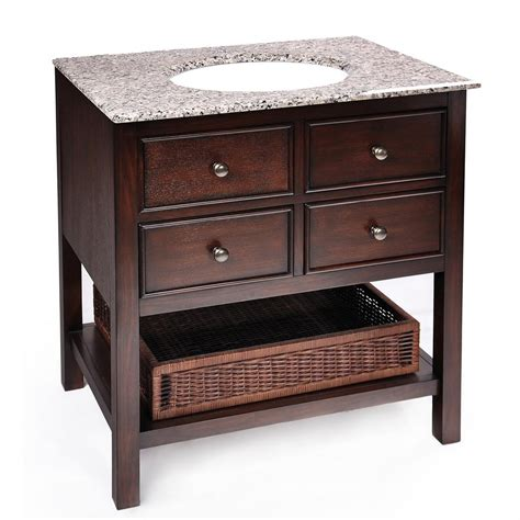 30 bathroom vanities with tops 30 bathroom vanity hton 30 in w x 21 in d x 335 in h