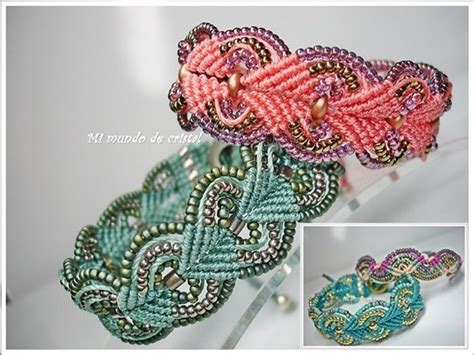 Free Micro Macrame Patterns - 17 best images about macrame weaving braiding and knots