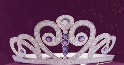 princess sofia template sasaki time craft time sofia the tiara and amulet