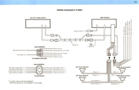 clarion equalizer wiring diagram 32 wiring diagram