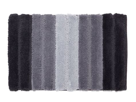 gray bathroom rugs bathroom rugs gray striped bath rugs bath mats polyester
