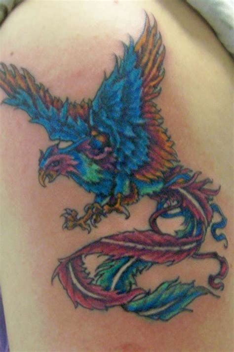 phoenix tattoo piercing phoenix tattoo design 23 bodysstyle