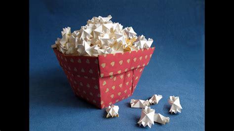 pop paper popcorn youtube