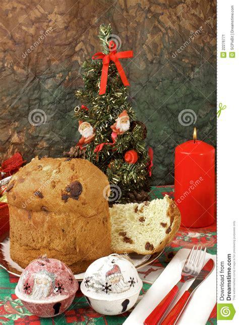 panettone italian xmas cake stock image image 22276771