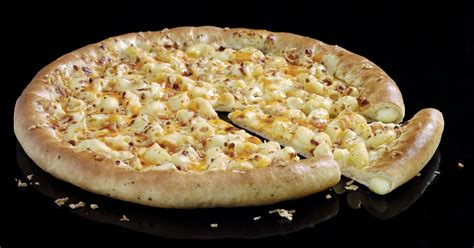 Mac N Cheese Pizza Hut mac n cheese pizza is finally a reality from pizza hut