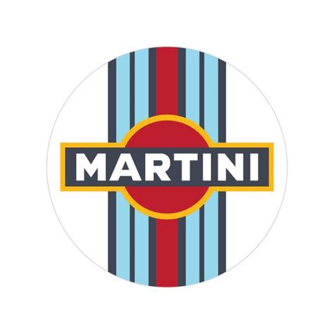 Martini Logo 01 Grill Badges Logos And