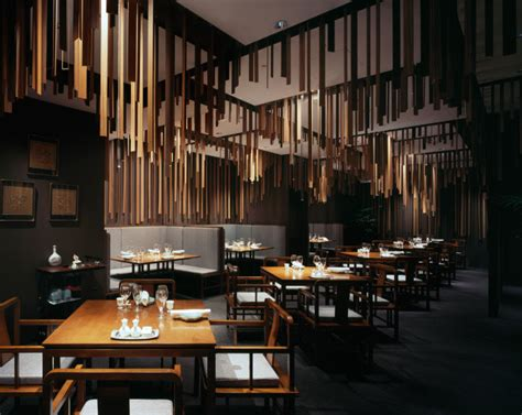 Traditional Japanese Kitchen Design by Modern Restaurant Interior And Exterior Design Ideas