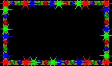 blinking christmas lights border free animated gif border for for