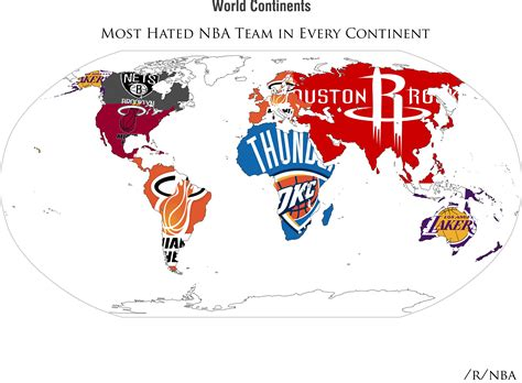 nba team map sports me now reddit user maps out nba teams
