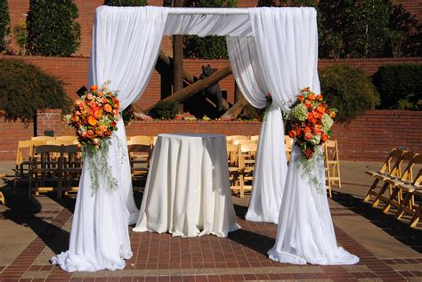 how to drape a chuppah under the chuppah at fontanel mansion nashville