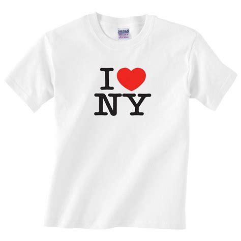 I New York Tshirt children s i new york t shirt boys or i