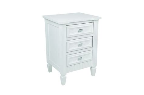 Small White Bedside Table Federation Bedside Table Small White Keek 239