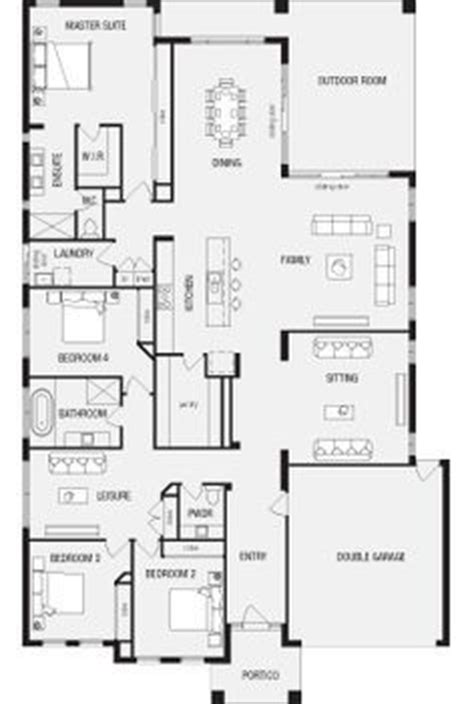 1000 Images About If I Were To Build On Pinterest Best House Floor Plans Australia