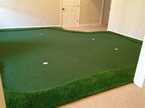 Indoor Putting Mats by Custom Indoor Putting Greens