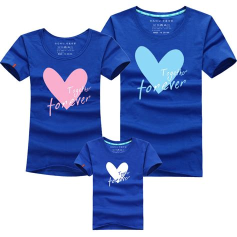Matching Shirts In Stores Aliexpress Buy Family Matching Clothing