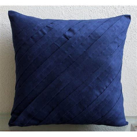 Pintuck Pillow by Quot Pintuck Quot Pillow Gift Ideas Squares Blue