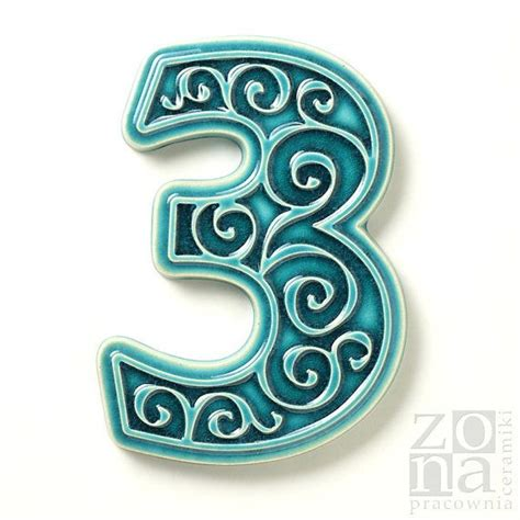 ceramic house numbers best 25 ceramic house numbers ideas on pinterest