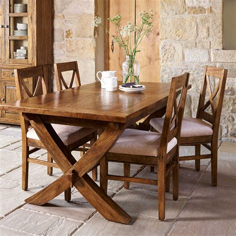 frontier  leg dining table extendable dining