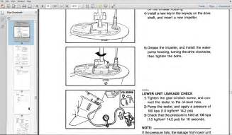 yamaha outboard engine service manual pdf book db