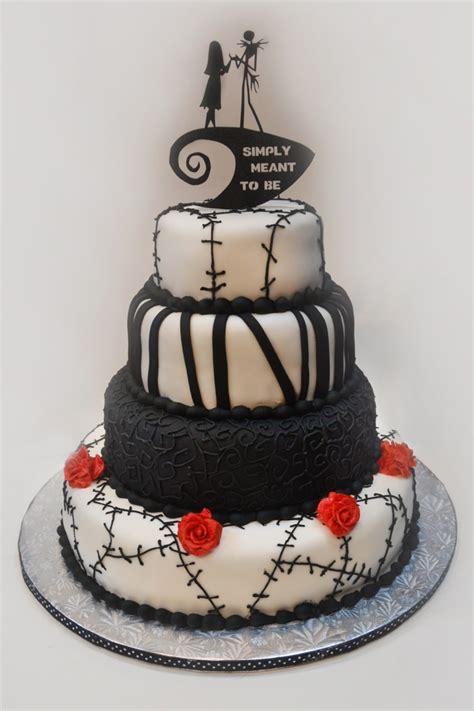 nightmare before christmas wedding ronna s cake blog
