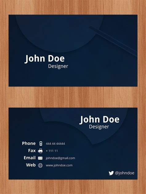 presentation cards templates psd pet land info