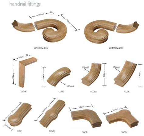 Fitting A Banister Handrail by Craftsmans Choice Stair Parts Order High Quality