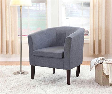 home 3 person contemporary upholstered linen sofa blue sofas couches navy royal light