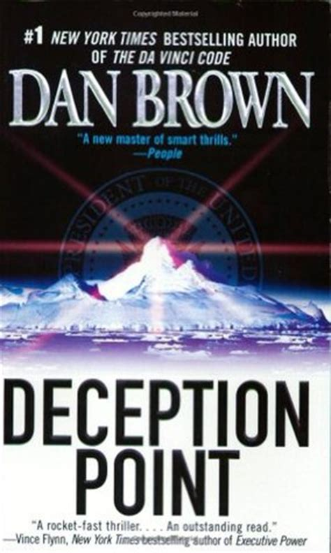 to to the point books deception point by dan brown reviews discussion