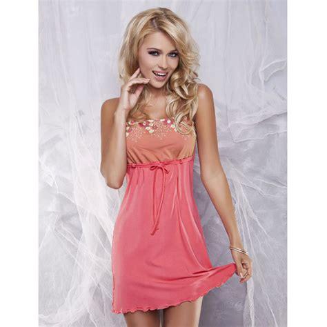 Murah Lingeri Import Dress Lace chemise nightgown dress lace viscose satin hs1 ebay