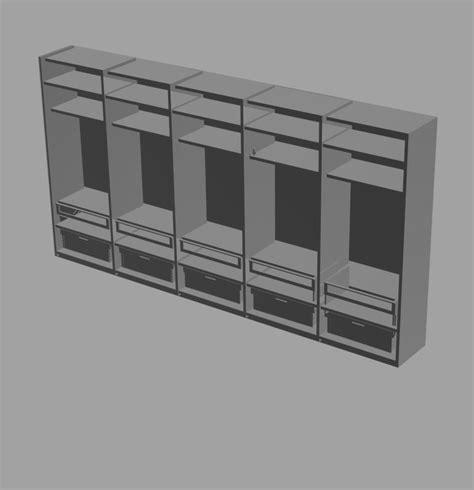 cabina armadio dwg cabina armadio senzafine di poliform systems