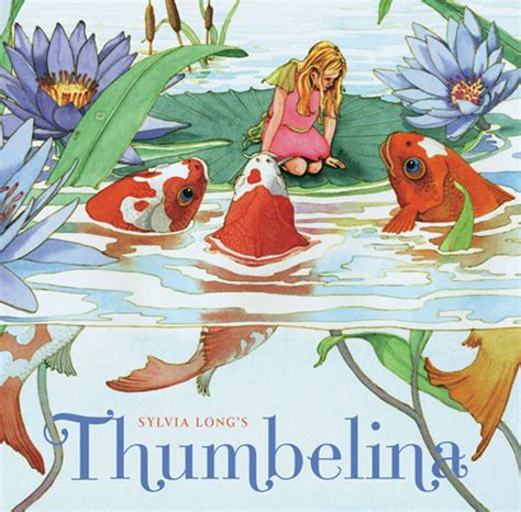 thumbelina picture book thumbelina 5 minutes for books