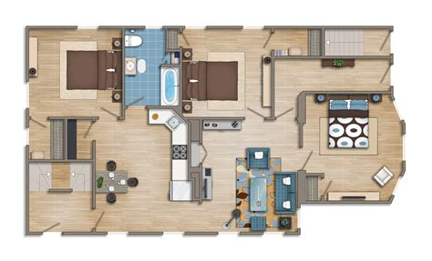 Online 3d Floor Plan photoshop plano de venta 2d