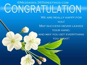congratulation messages for new 365greetings