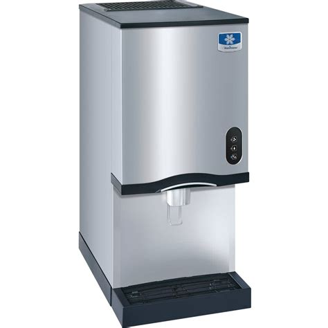 Countertop Maker Water Dispenser by Manitowoc Rns 12a Air Cooled Countertop Maker And Water Dispenser 12 Lb Bin With Lever