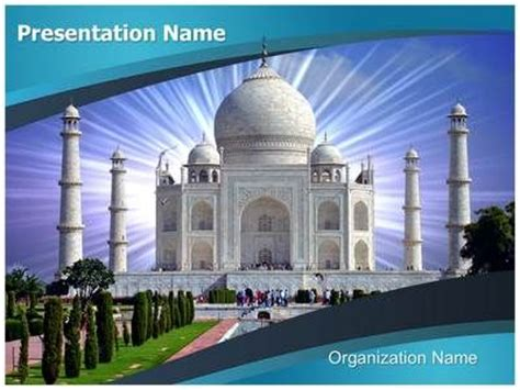 Architectural Styles Ppt Download And Travel On Pinterest Ppt On Taj Mahal