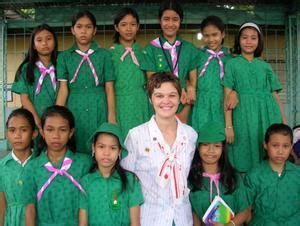 girl scouts travel blog